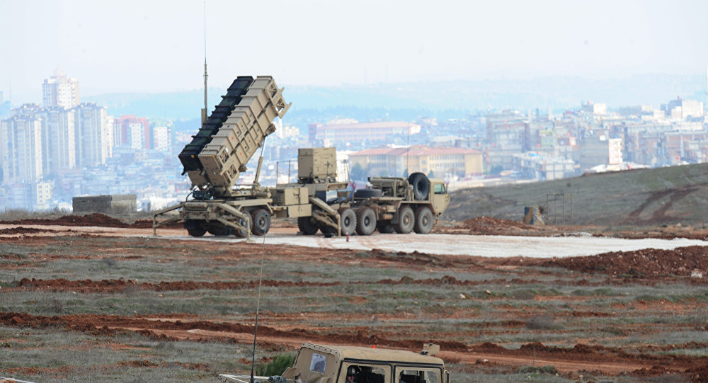 Ankara says interested in technology transfer along with US Patriot systems purchase