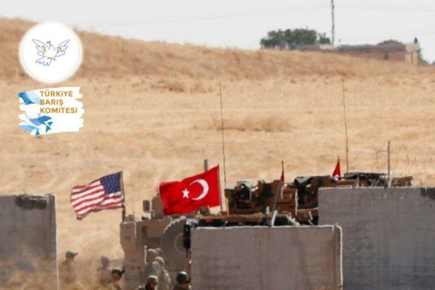 """Peace Committee of Turkey: """"The operation against Syria is unacceptable"""""""