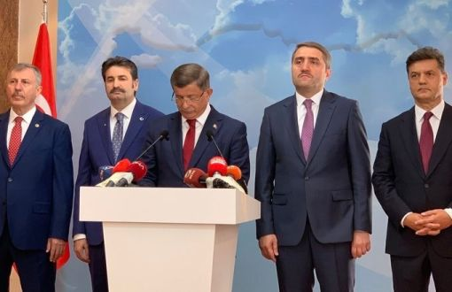 """Former PM Davutoğlu: """"We are resigning from AKP"""""""