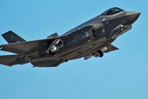 Trump expels Turkey from F-35 programme