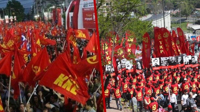 No to a military confrontation for interests of bourgeoisie and imperialist alliances: Communist Parties of Greece and Turkey