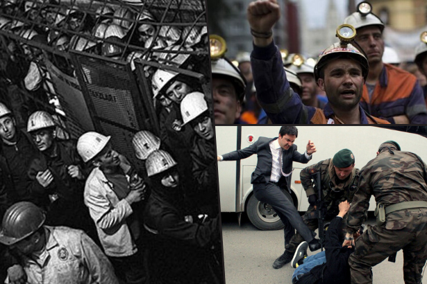 Miners' Day in Turkey: At least 1693 miners killed under AKP rule