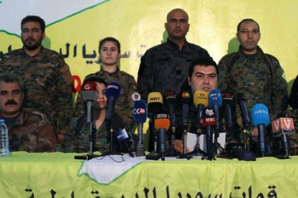SDF: We have left Ras al-Ayn
