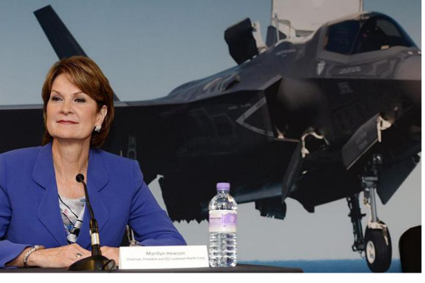 Lockheed to remove Turkey from its manufacturing supply chain