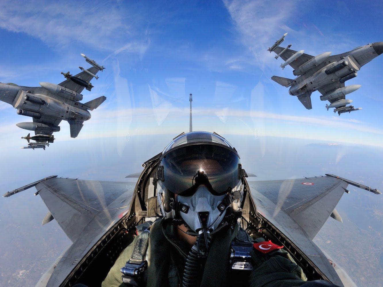 U S Bars Turkey From Using Pakistani Pilots For F 16